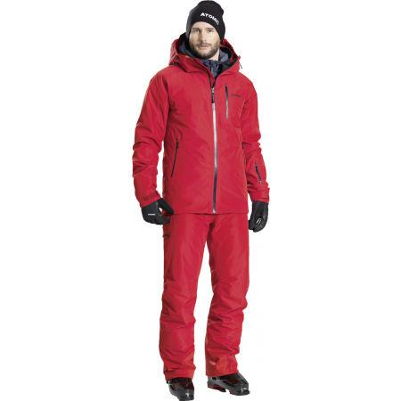 Pánská lyžařská bunda - Atomic M SAVOR 2L GTX JACKET - 5