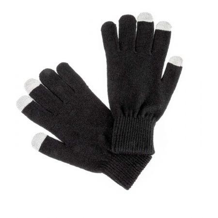 Finmark DÁMSKÉ ZIMNÍ RUKAVICE - Dámské zimní pletené rukavice
