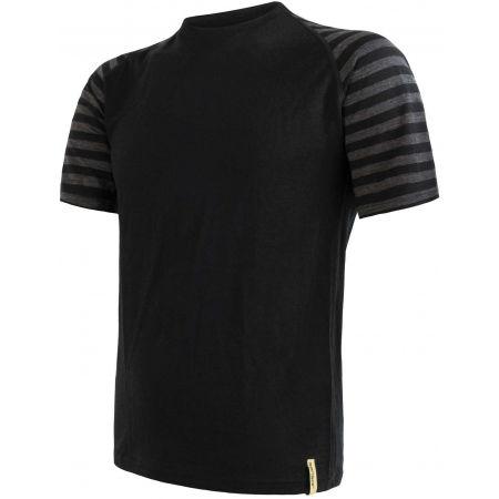 Sensor MERINO ACTIVE - Pánske funkčné tričko