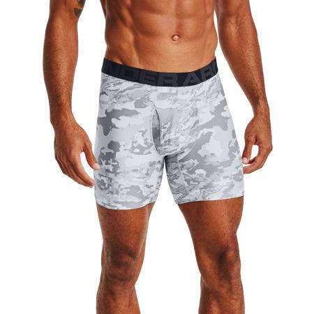 Men's boxer shorts - Under Armour TECH 6IM NOVELTY 2 PACK - 4
