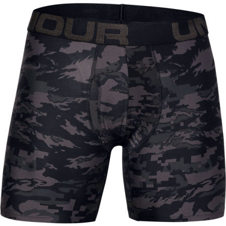 Men's boxer shorts - Under Armour TECH 6IM NOVELTY 2 PACK - 2
