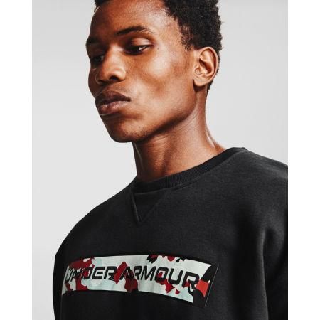 Men's sweatshirt - Under Armour RIVAL FLEECE CAMO - 5