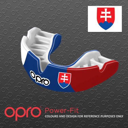 Chránič zubů - Opro POWER FIT SK - 2