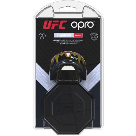 Шини за предпазване на зъбите - Opro PLATINUM UFC - 2