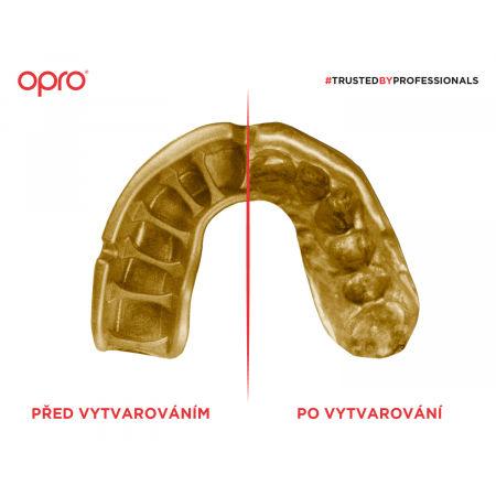 Шини за предпазване на зъбите - Opro PLATINUM UFC - 8