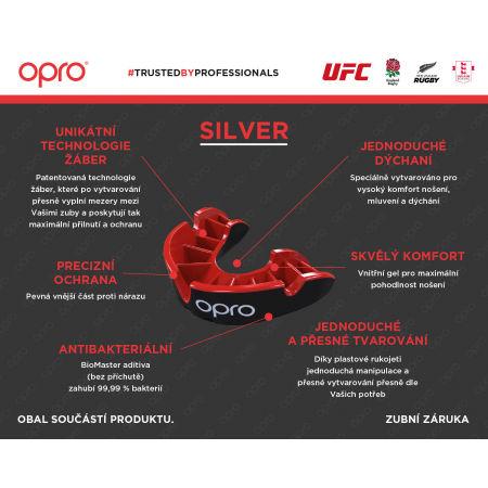 Chránič zubů - Opro SILVER UFC - 6