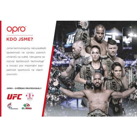 Chránič zubů - Opro SILVER UFC - 9