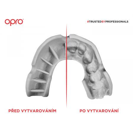 Chránič zubů - Opro SILVER - 6
