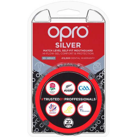 Chránič zubů - Opro SILVER - 2