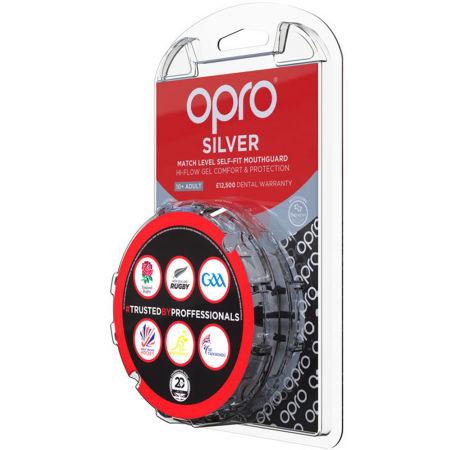 Chránič zubů - Opro SILVER - 3