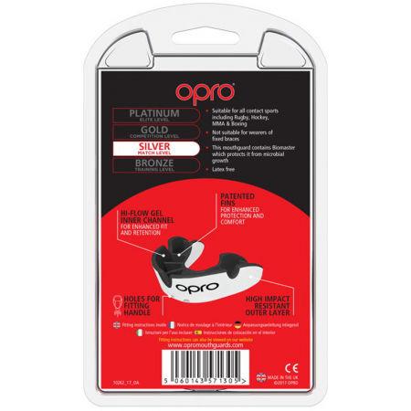 Chránič zubů - Opro SILVER - 4