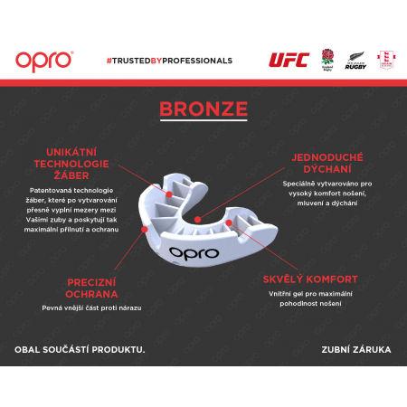 Chránič zubů - Opro BRONZE - 2