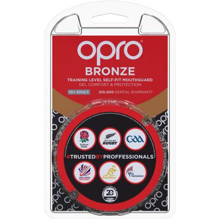 Chránič zubů - Opro BRONZE - 4