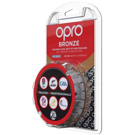 Chránič zubů - Opro BRONZE - 5