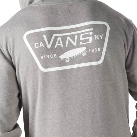 Men's hoodie - Vans MN FULL PATCHED PO II - 3