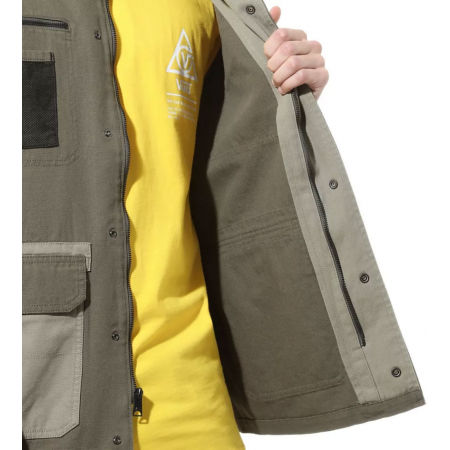 Men's jacket - Vans MN DRILL CHORE COAT MILITARY - 6