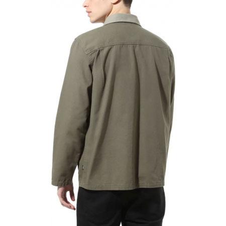 Men's jacket - Vans MN DRILL CHORE COAT MILITARY - 4