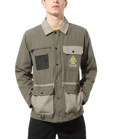 Men's jacket - Vans MN DRILL CHORE COAT MILITARY - 2