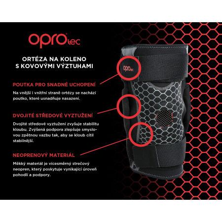 Ortéza na koleno - Opro ORTÉZA NA KOLENO OPROTEC - 3