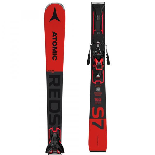 Atomic REDSTER S7 + F 12 GW - Zjazdové lyže pre mužov aj ženy