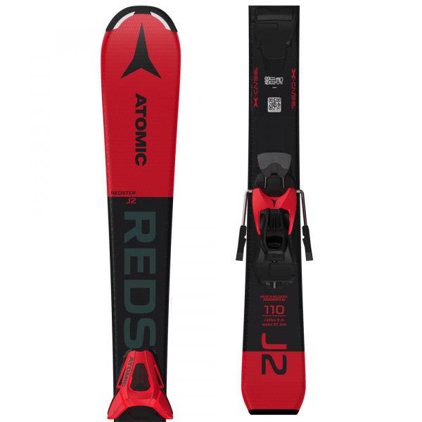 Atomic REDSTER J2 100-120 + C 5 GW  120 - Detské zjazdové lyže