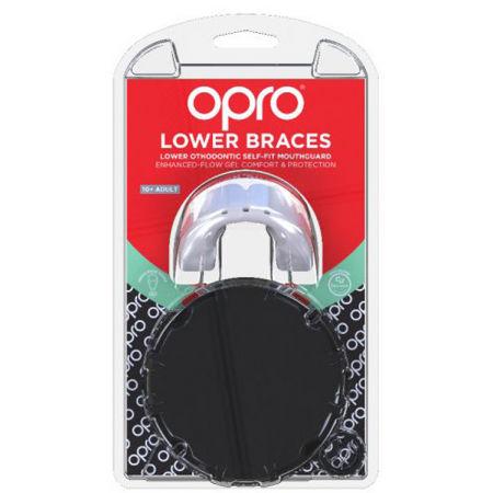 Spodní chránič na zuby - Opro GOLD BRACES - 2