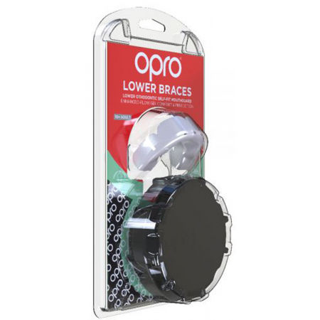 Spodní chránič na zuby - Opro GOLD BRACES - 3