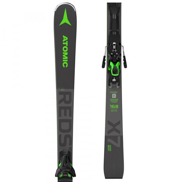 Atomic REDSTER X7 WB + F 12 GW - Zjazdové lyže