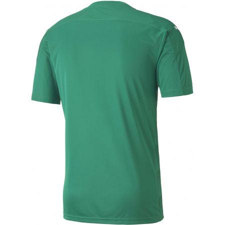 Мъжка спортна тениска - Puma TEAMFINAL 21 GRAPHIC JERSEY - 2