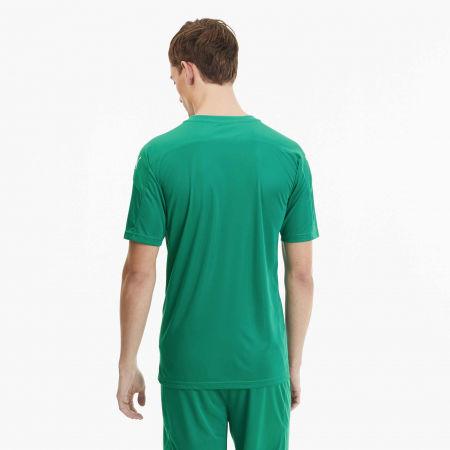 Мъжка спортна тениска - Puma TEAMFINAL 21 GRAPHIC JERSEY - 4