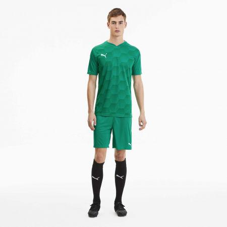 Мъжка спортна тениска - Puma TEAMFINAL 21 GRAPHIC JERSEY - 5