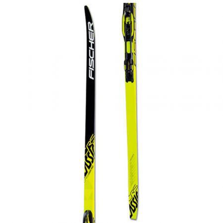 Fischer CRS CLASSIC + CONTROL STEP - Běžecké lyže na klasiku