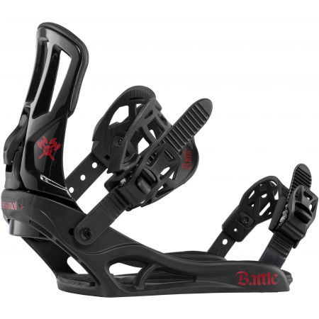 Snowboardový set - Rossignol CIRCUIT + BATTLE - 6