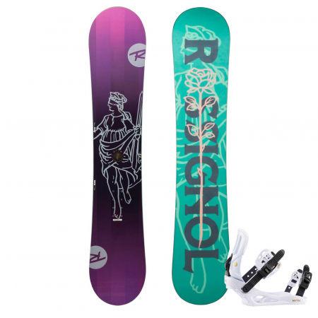 Rossignol MYTH + MYTH - Dámsky snowboardový set