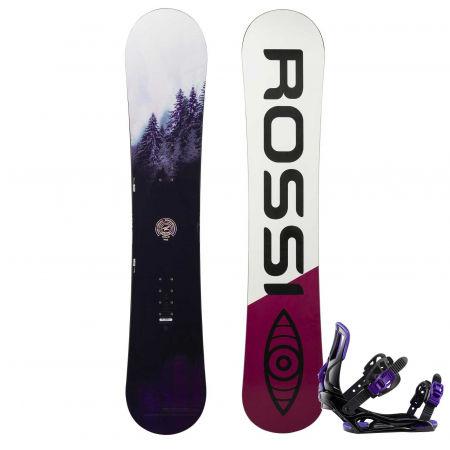 Rossignol GALA + GALA - Dámsky snowboardový set
