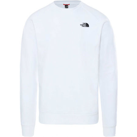 The North Face RAGLAN REDBOX CREW - Bluza męska