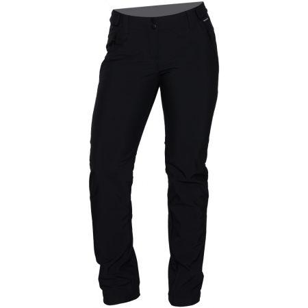 Northfinder SIMETRIA - Dámské softshellové kalhoty