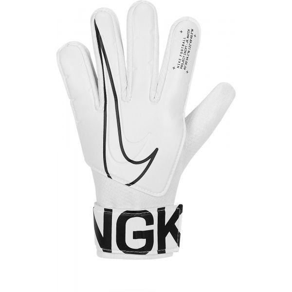 Nike GOALKEEPER MATCH JR - Detské brankárske rukavice
