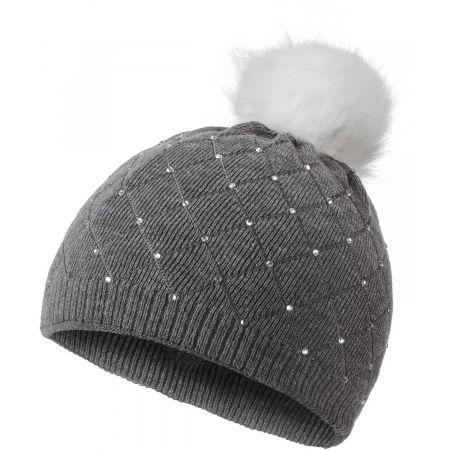 Women's winter beanie - FLLÖS RUNE