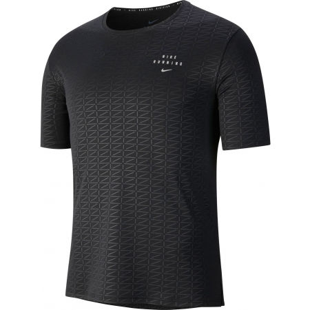 Nike MILER RUN DIVISION - Pánske bežecké tričko