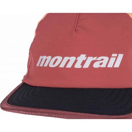 Běžecká unisex čepice - Columbia MONTRAIL RUNNING HAT II - 3