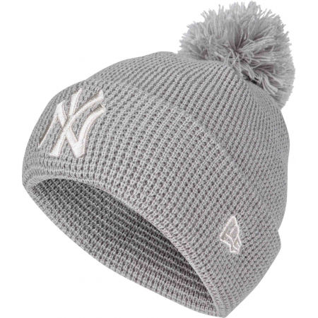 New Era FEMALE BOBBLE CUFF NEW YORK YANKEES - Dámský kulich