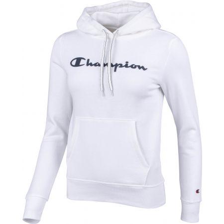 Дамски суитшърт - Champion HOODED SWEATSHIRT - 2