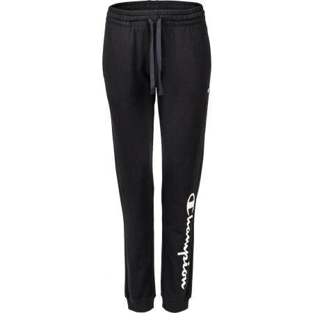 Women's sweatpants - Champion RIB CUFF PANTS - 2