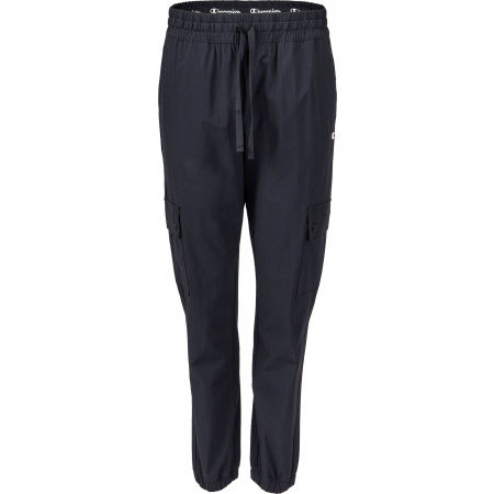 Women's sweatpants - Champion ELASTIC CUFF PANTS - 2