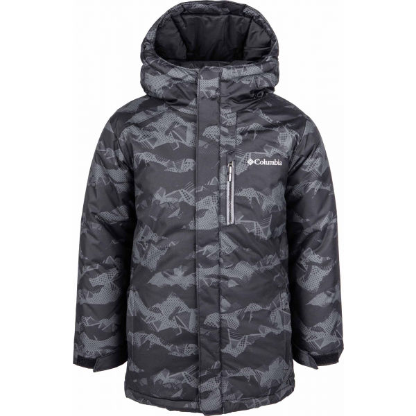 Columbia ALPINE FREE FALL II JACKET - Detská zimná bunda