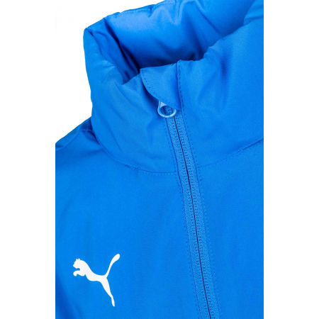 Children's sports jacket - Puma TEAM GOAL RAIN JACKET JR - 6
