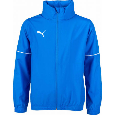 Puma TEAM GOAL RAIN JACKET JR - Children's sports jacket