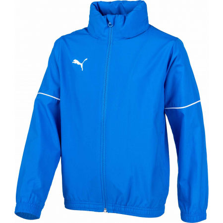 Children's sports jacket - Puma TEAM GOAL RAIN JACKET JR - 2