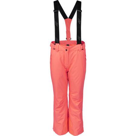 Women's ski trousers - 4F WOMEN´S SKI TROUSERS - 2